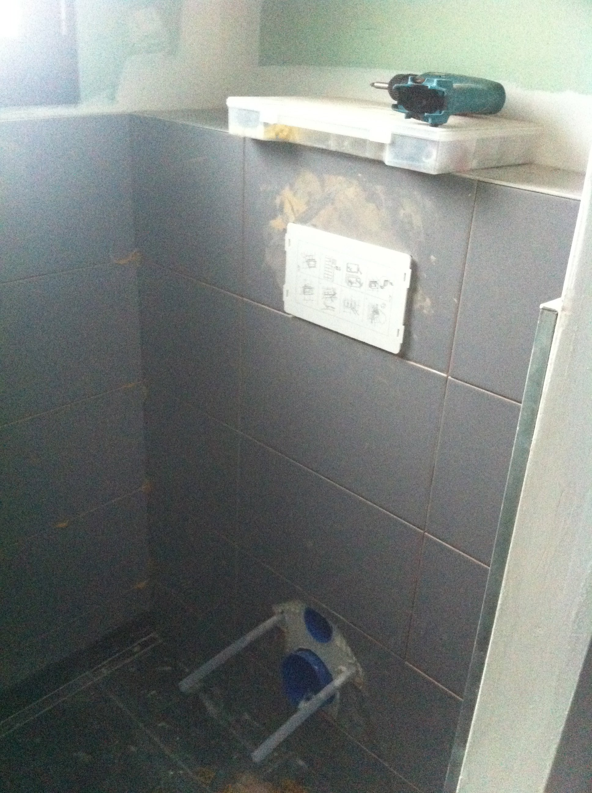 Chezalexetnico fin de la fa ence wc - Faience voor wc ...